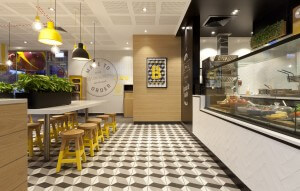 Mcdonalds THornleigh Dining Room