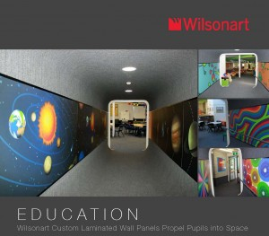 Wilsonart custom laminate