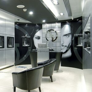retail fit-out